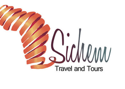 Sichem-Travel-and-Tours-logo-design